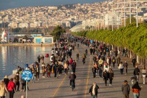 Καπραβέλος: «Βράζουν» όλοι οι νομοί γύρω από τη Θεσσαλονίκη – Η παρέλαση πρέπει να γίνει χωρίς θεατές