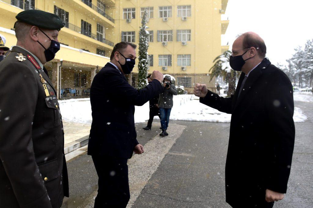 Κύπρος για ΑΟΖ και Βαρώσια: «Η Εθνική Φρουρά θα πρέπει να βρίσκεται σε ύψιστη ετοιμότητα»