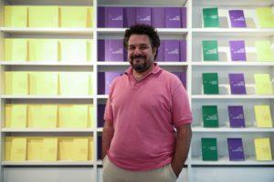 Μια συνάντηση με τον Νίκο Κουφάκη, εκδότη του οίκου Loggia