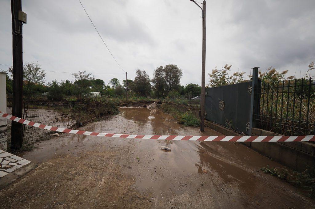 Κακοκαιρία «Αθηνά»: Αφημένοι στη μοίρα τους για δεύτερη φορά οι κάτοικοι στη Βόρεια Εύβοια – Εικόνες απόλυτης καταστροφής