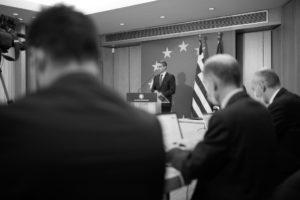Σύνοδος Κορυφής: Χρηματοδότηση για φράχτες ζήτησε ο Μητσοτάκης – Παραπέμπει στην Κομισιόν για την ενεργειακή κρίση