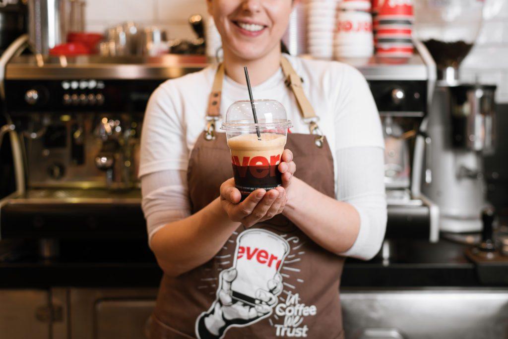 Νέα χαρμάνια καφέ από τα everest!