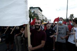 Αντιπολεμικές διαδηλώσεις την Τρίτη σε Αθήνα-Θεσσαλονίκη ενάντια στις συμφωνίες με ΗΠΑ-Γαλλία