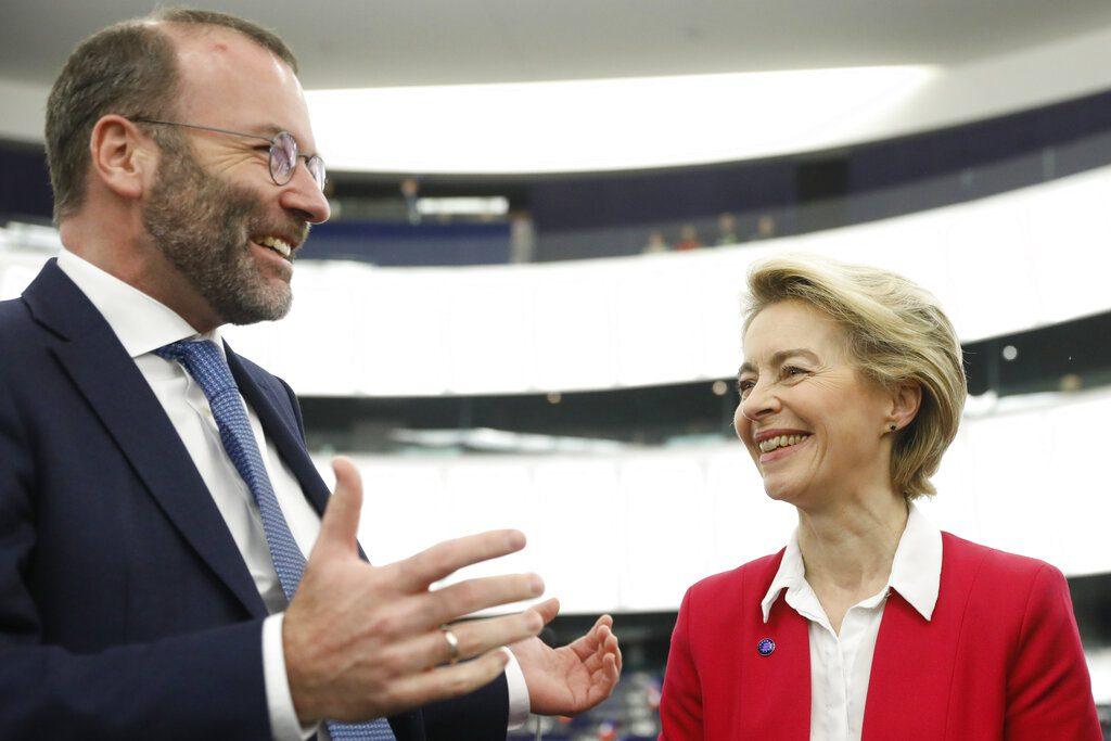 Ευρωπαϊκό Λαϊκό Κόμμα: Συντριπτική νίκη και επανεκλογή Βέμπερ