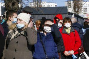 Κλειστά για δύο εβδομάδες τα σχολεία στο Κίεβο- Ρεκόρ κρουσμάτων η Ουκρανία