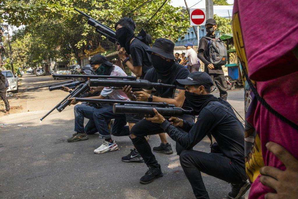 Μιανμάρ: Ο ΟΗΕ φοβάται για επικείμενη επίθεση εναντίον της αντιπολίτευσης