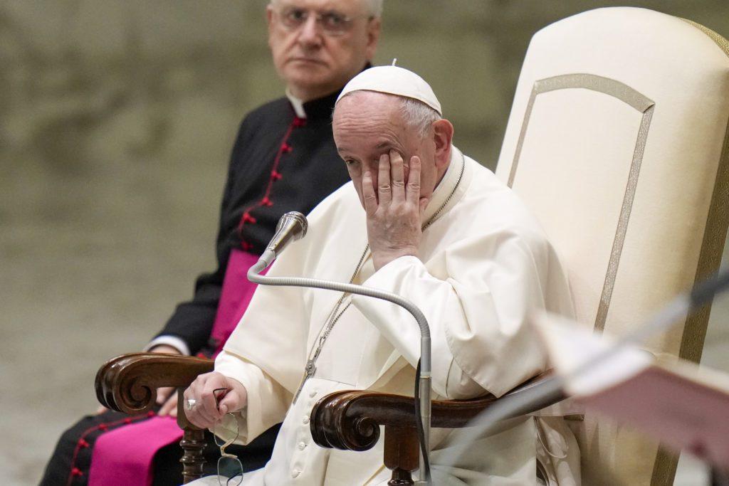 Πάπας Φραγκίσκος για σεξουαλικές κακοποιήσεις παιδιών από τη γαλλική Εκκλησία: Ντροπή μου και ντροπή μας