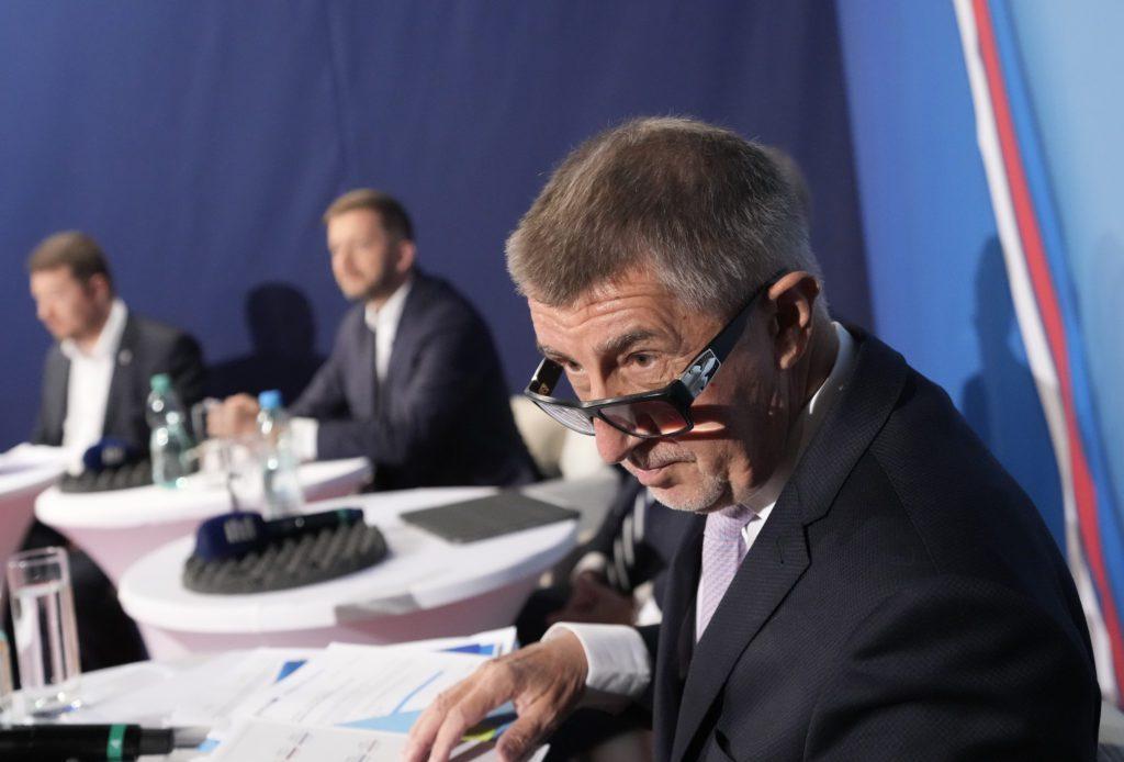 Εκλογές στην Τσεχία υπό την σκιά των Pandora papers