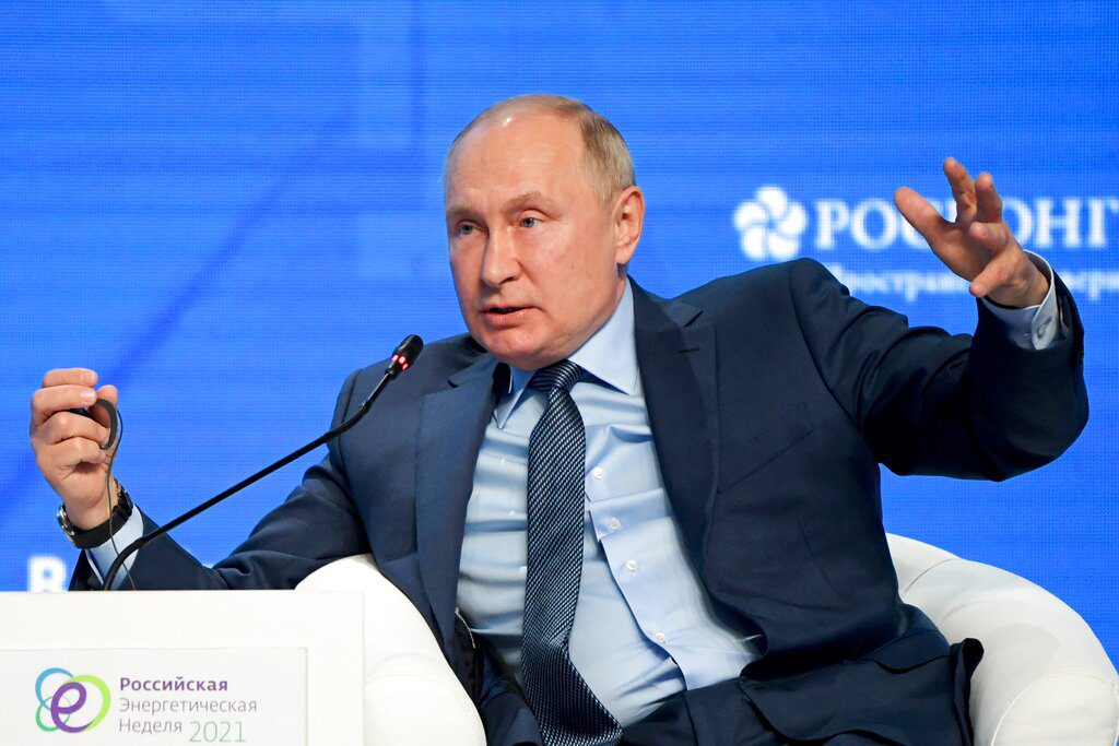 Ρωσία: Ανησυχίες Πούτιν για την κόντρα Ισλαμικού Κράτους – Τζιχαντιστών