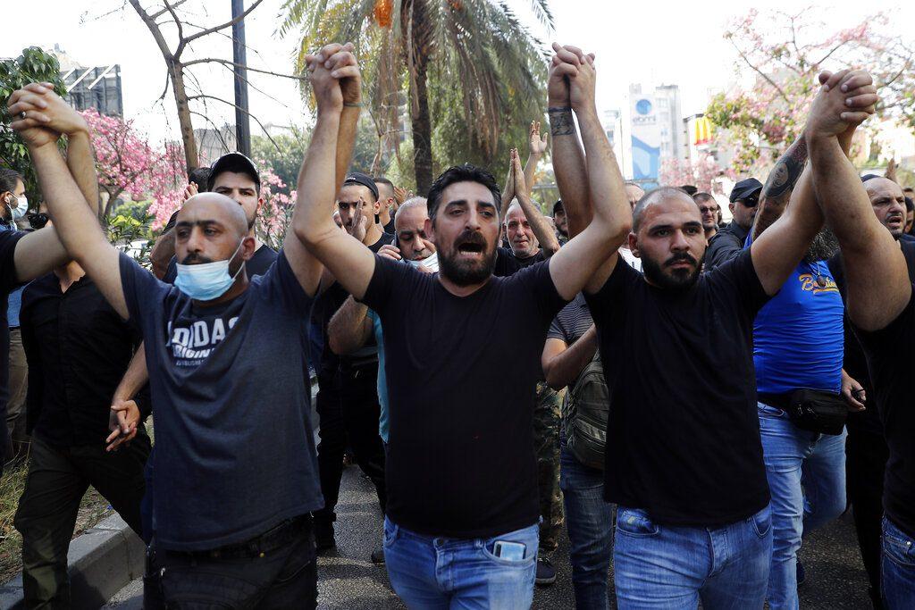 Βηρυτός:  Νεκροί και τραυματίες στις πρωινές συμπλοκές υποστηρικτών Χεζμπολάχ και Αμάλ