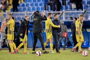 Super League: Ο Άρης πέρασε με νίκη 1-0 από τη Λαμία