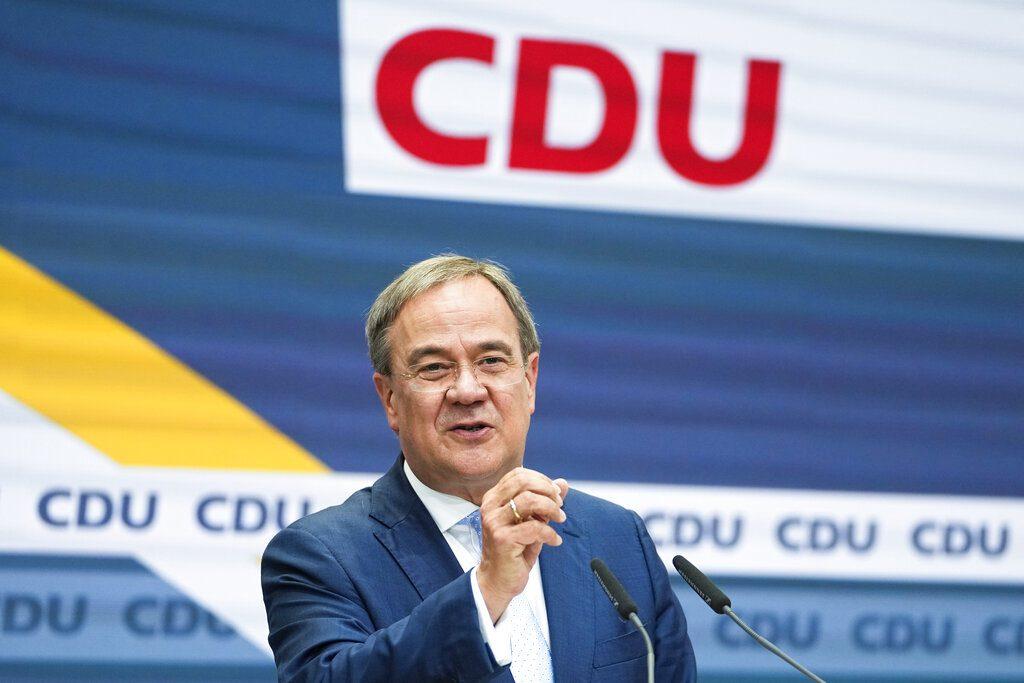 Γερμανία: Παραιτήθηκε από πρόεδρος του CDU ο Άρμιν Λάσετ μετά την ήττα στις εκλογές