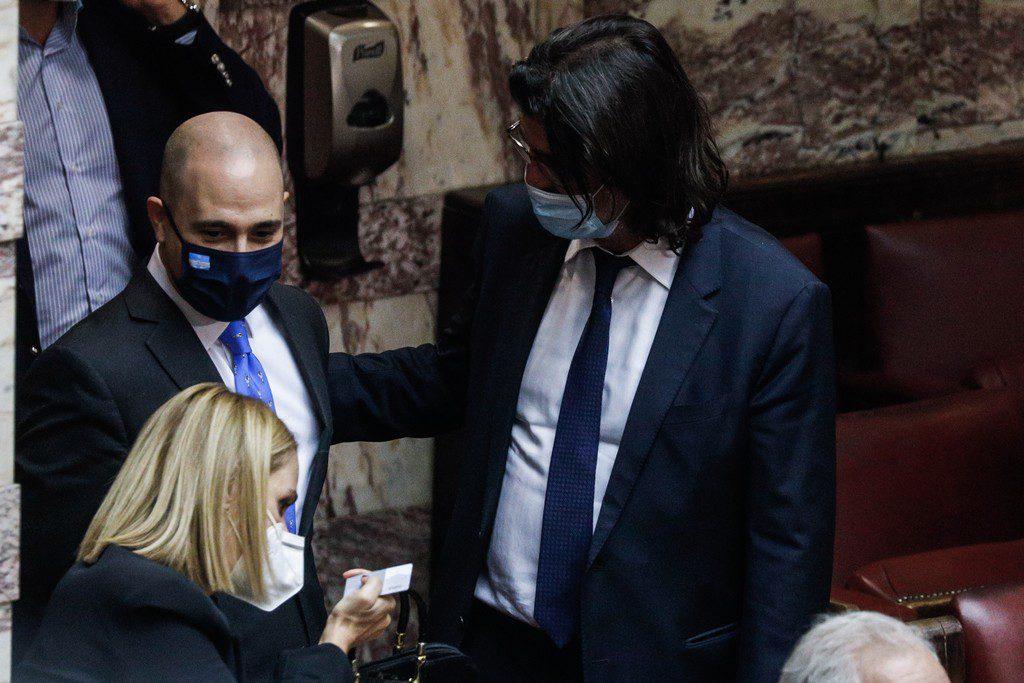 Ο Μπογδάνος με το ένα πόδι στην Κ.Ο. της ΝΔ: «Έχουμε όλοι θέση στην πλειοψηφία»