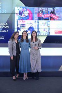 Coca-Cola Τρία Έψιλον: 2 χρυσά και 2 ασημένια βραβεία στα HR Awards