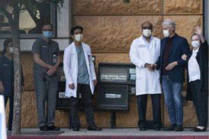 ΗΠΑ: Εξιτήριο έλαβε ο Μπιλ Κλίντον μετά από εξαήμερη νοσηλεία για μόλυνση