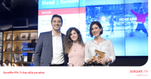 Bronze award για τη Eurolife FFH στα Social Media Awards 2021