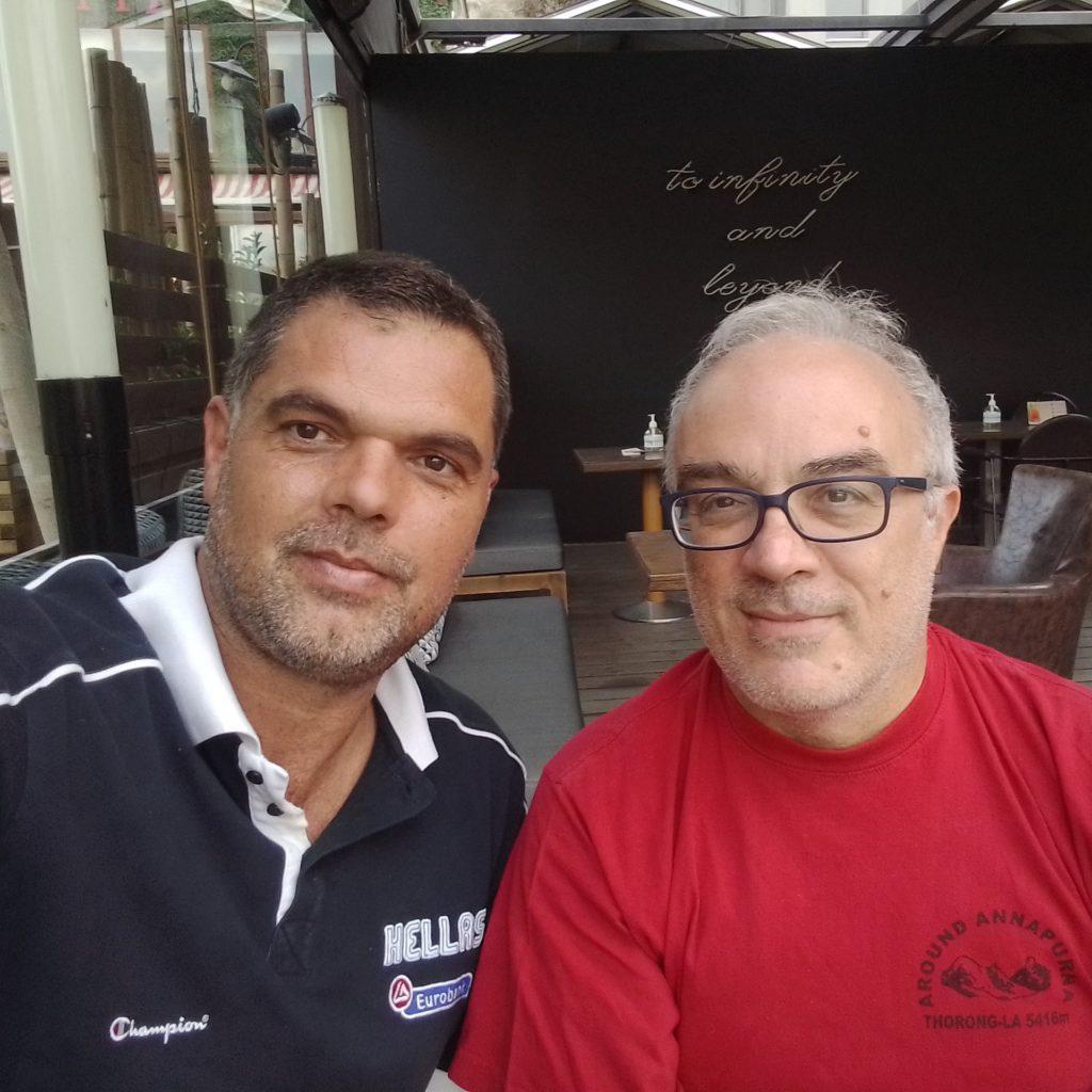 Δημήτρης Παπανικολάου: Μη μου λέτε περαστικά, μια χαρά είμαι