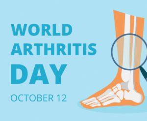 Μορφές αρθρίτιδας και σύγχρονες θεραπείες: 12 Οκτωβρίου – Παγκόσμια Ημέρα Αρθρίτιδας
