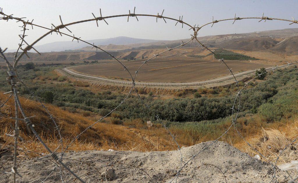 Πολιτική ηγεμονίας από το Ισραήλ στη Μέση Ανατολή με παροχή νερού στην Ιορδανία