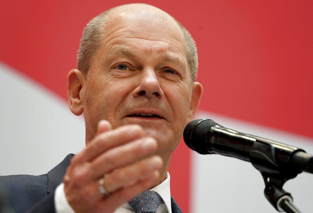 Γερμανία: Πράσινοι και FDP ξεκινάνε τις συνομιλίες με το SPD για σχηματισμό κυβέρνησης