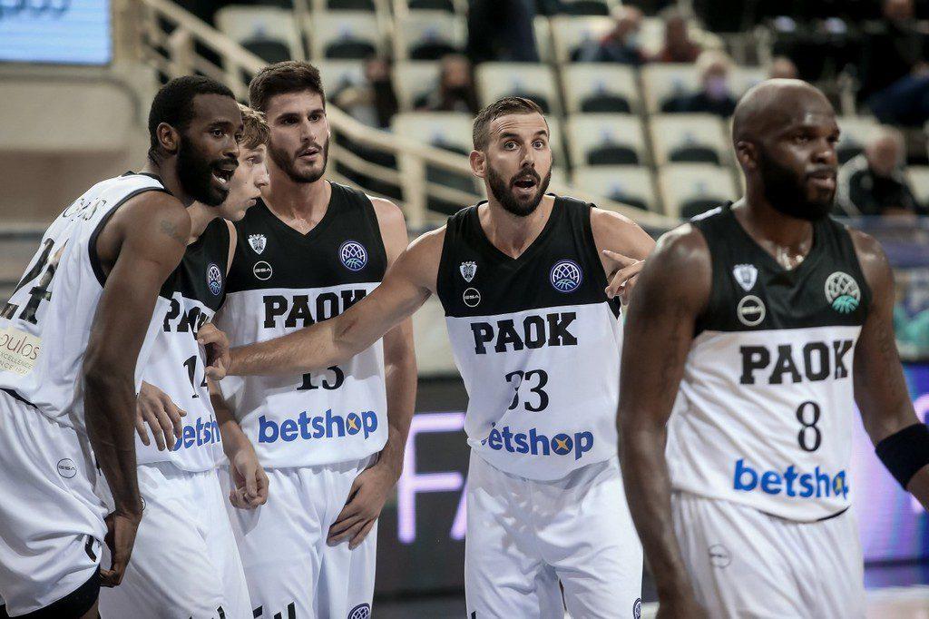 Mπάσκετ: Πικρή ήττα για τον ΠΑΟΚ