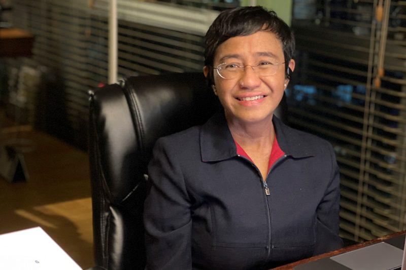 Νόμπελ Ειρήνης 2021: Η Φιλιππινέζα δημοσιογράφος Μαρία Ρέσα αφιερώνει το βραβείο της σε όλους τους δημοσιογράφους