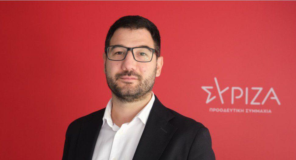 Ν. Ηλιόπουλος: Σε πανικό ο κυβερνητικός εκπρόσωπος μετά την παραίτηση του Σεμπάστιαν Κουρτς