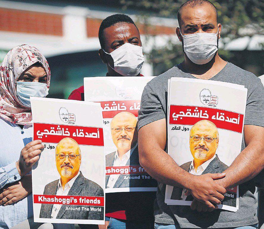 Τζαμάλ Κασόγκι: Τρία χρόνια χωρίς τιμωρία