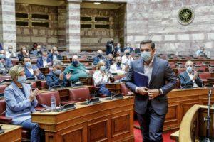 Πρόταση για τη δημιουργία Εθνικού Συμβουλίου στον ΣΥΡΙΖΑ