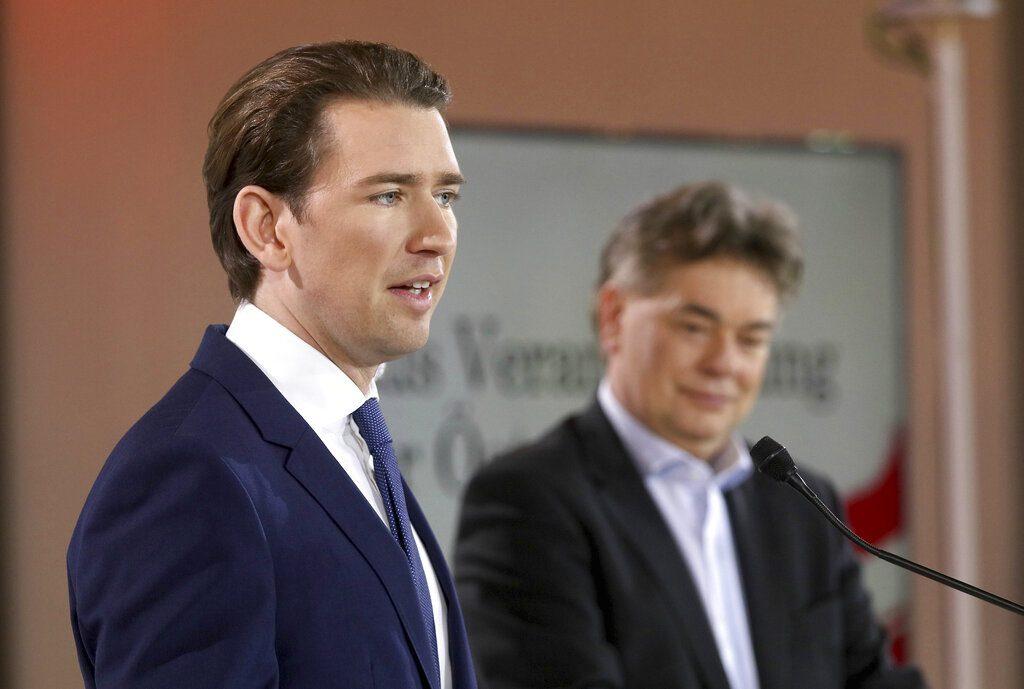 Αυστρία: Στη δίνη του σκανδάλου για τις στημένες δημοσκοπήσεις ο Καγκελάριος Κουρτς – Κλονίζεται η κυβέρνηση