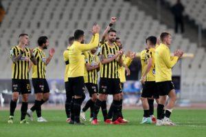 ΑΕΚ: Με το δεξί το ντεμπούτο του Γιαννίκη, νίκησε 3-0 τον Ατρόμητο