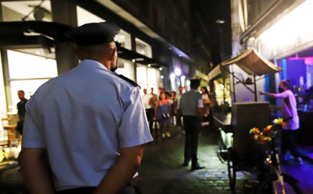 Σαρωτικούς ελέγχους προανήγγειλε η ΕΛΑΣ λόγω της άρσης των τοπικών lockdown