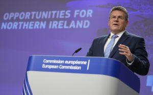 Υπουργός Brexit: Η ΕΕ πρέπει υποχωρήσει κι άλλο για την Βόρεια Ιρλανδία