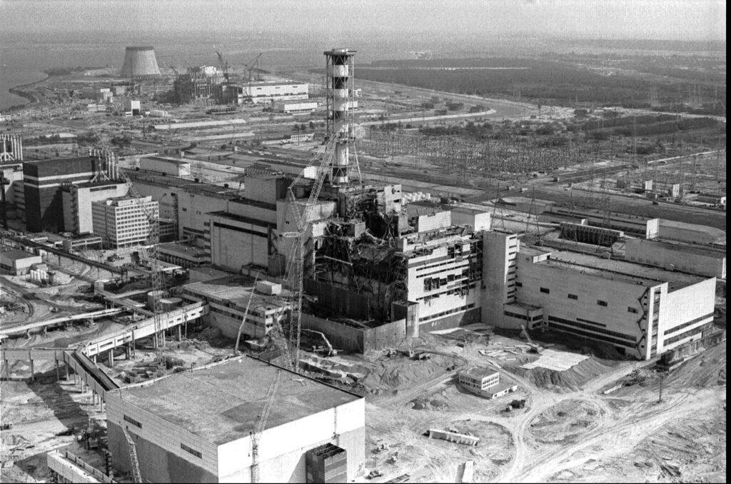 Πέθανε ο πρώην διευθυντής του πυρηνικού σταθμού του Τσερνόμπιλ Βίκτορ Μπριουχάνοφ