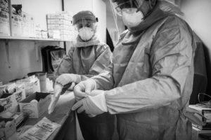 «Καμπανάκι» Σαρηγιάννη: 5.000 κρούσματα την ημέρα τον Νοέμβριο, αν δεν ληφθούν νέα μέτρα