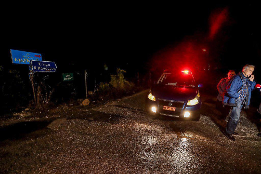 Κακοκαιρία «Μπάλλος»: Βρέθηκε ο αγνοούμενος στο Πικέρμι – Επικοινώνησε με την αστυνομία