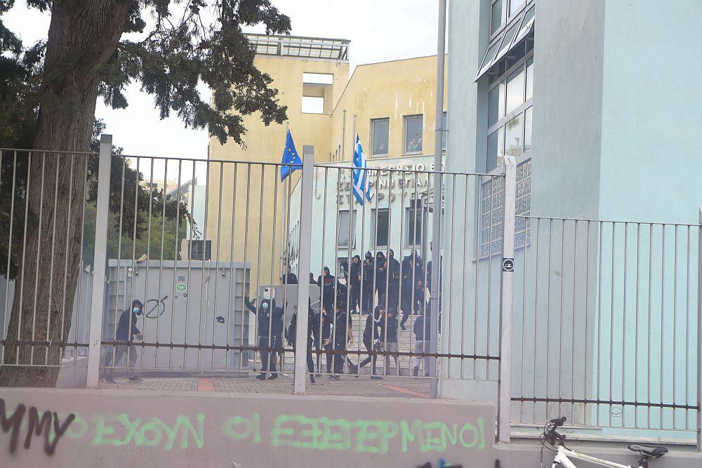 Eισαγγελική έρευνα και για δράση εγκληματικής οργάνωσης από τους νεοναζί στη Θεσσαλονίκη