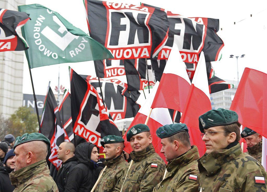 Ιταλία: Ο Ντράγκι σκέφτεται να θέσει εκτός νόμου τους φασίστες της Forza Nuova
