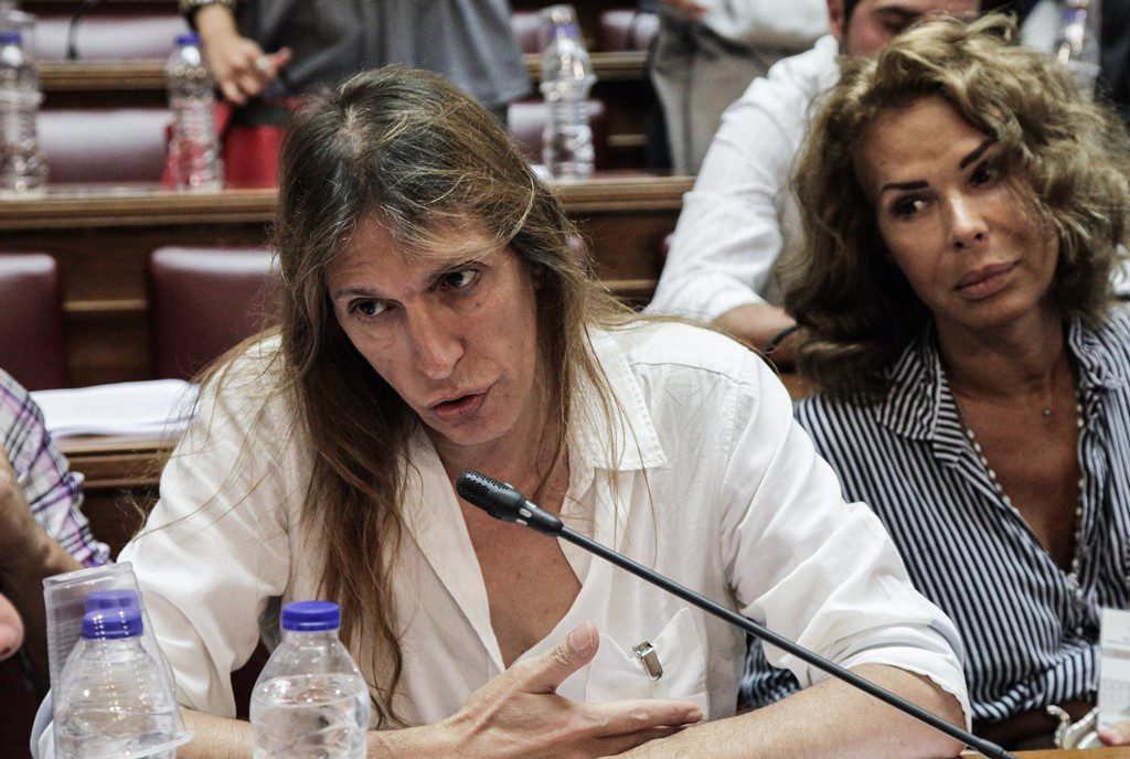 Πέθανε η πρόεδρος του Σωματείου Υποστήριξης Διεμφυλικών, Μαρίνα Γαλανού