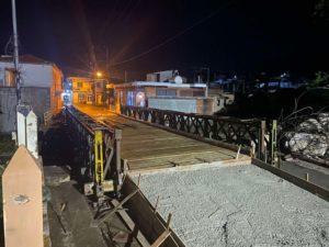 Εύβοια: «Εκσυγχρονισμός» και «έργα πρόληψης» με επιστροφή στις… μεταλλικές γέφυρες του στρατού! (Video)
