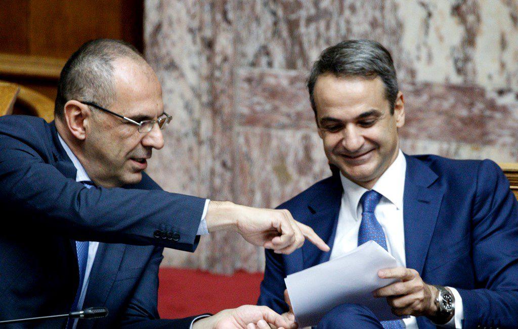 «Make up» του πρωθυπουργού από τον Γεραπετρίτη – Ανοικτό το ενδεχόμενο επιστροφής του Μπογδάνου (Video)