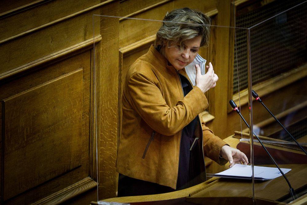 Γεροβασίλη: Ένα χρόνο μετά την καταδίκη της Χρυσής Αυγής η απειλή του φασισμού παραμένει