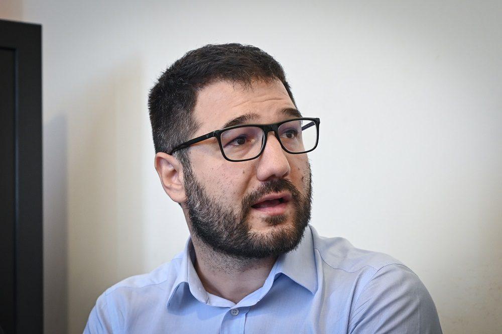 Ηλιόπουλος: Η κυβέρνηση απλά παρακολουθεί την καταστροφή στην Εύβοια