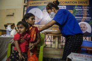 Ινδία-Κορονοϊός: 16.156 κρούσματα το τελευταίο 24ωρο
