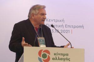 Υπέρ της υποψηφιότητας Καστανίδη με 8.393 δηλώσεις στήριξης για την ηγεσία του ΚΙΝΑΛ