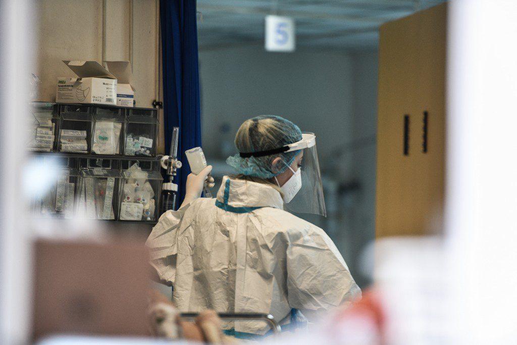 Κορονοϊός: Τραγικός ο αριθμός των θανάτων με 46 το τελευταίο 24ωρο – 347 διασωληνωμένους – 2.601 νέα κρούσματα