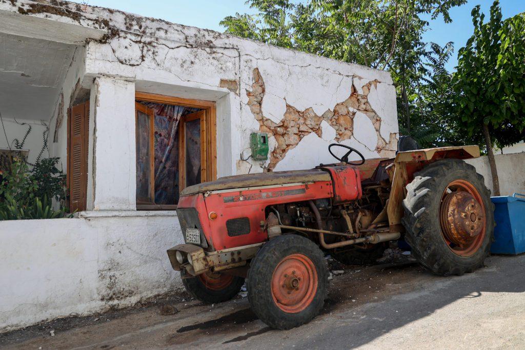 Κρήτη-Σεισμός: Τις 4.000 πλησιάζουν τα μη κατοικήσιμα σπίτια