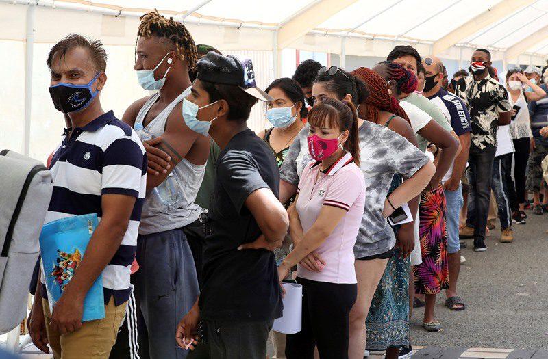 Κύπρος: Το 78.9% του ενήλικου πληθυσμού είναι πλήρως εμβολιασμένο