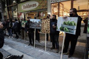 Χωρίς λαϊκές αγορές τη Δευτέρα η χώρα – Συλλαλητήριο διαμαρτυρίας των παραγωγών στην Αθήνα
