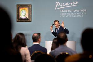 ΗΠΑ: Περισσότερα από 108 εκατομμύρια δολάρια για 11 έργα του Πικάσο σε δημοπρασία στο Λας Βέγκας